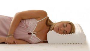 oreiller memoire de forme